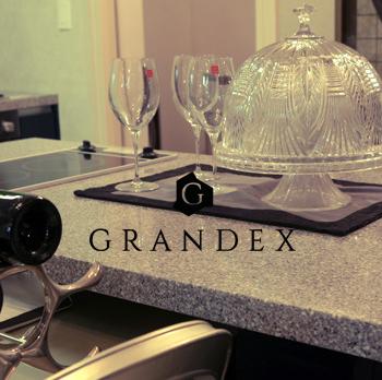 Столешницы из искусственного камня  GRANDEX